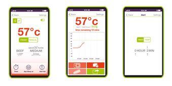 Mastrad Thermometer Met Bluetooth