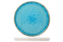 dessertbord laguna azzurro 21.5 cm