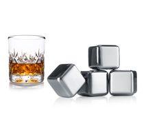 Vacu Vin Whisky Koelstenen 4 Stuks