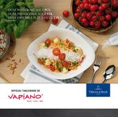 Villeroy Boch Vapiano Pasta