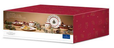 Villeroy & Boch Toy's Delight ontbijtset - wit