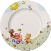 Villeroy & Boch Hungry as a Bear bord ø 22cm