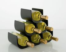 Alessi Noe GIA13B wijnrek door Giulio Iacchetti