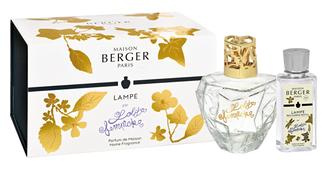 Lampe Berger giftset Lolita Lempicka transparant