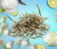 Lampe Berger navulling Pure White Tea 1 liter sfeer