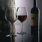 Merlot wijnglas