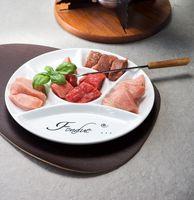 Fondue Plate