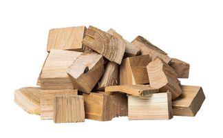 Rookhoutblokken