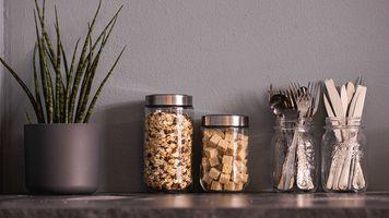 Sareva Storage Jars