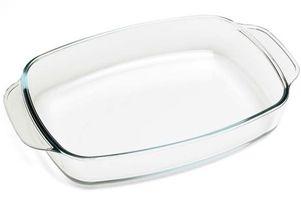 Glazen ovenschaal