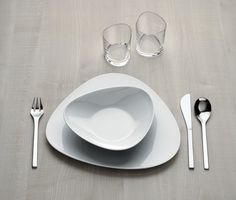 Alessi Colombina servies