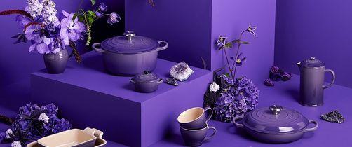 Le Creuset Ultra Violet