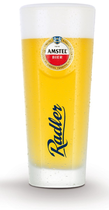 Amstel Beer Glasses