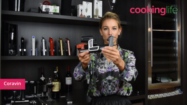 Hoe maak je het wijnsysteem van Coravin schoon?