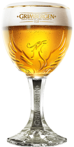 Grimbergen Beer Glasses