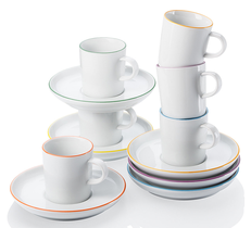 Coffee and Tea Tableware