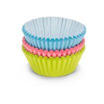 Papieren cupcake vormpjes
