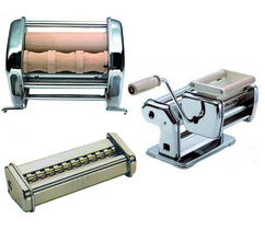 Pastamaschinen-Aufsatzstücke