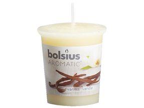 Bolsius Geurkaarsje Rond Vanilla 53/45 mm