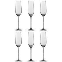 Schott Zwiesel Champagneglazen Fortissimo 240ml - nr.7 - 6 Stuks