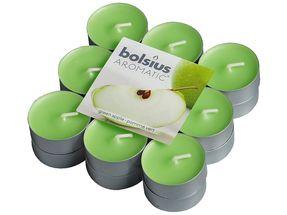 Bolsius geurlichten Aromatic Green Apple - 18 stuks
