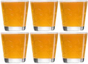 Fuze Tea Ice Tea Glazen 375 ml - 6 Stuks