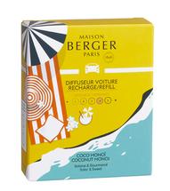 Maison Berger autoparfum Coconut Monoï