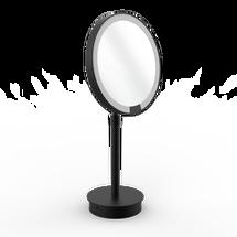 Decor Walther Just look SR staande make-up spiegel - mat zwart