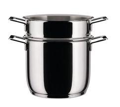 Alessi Pasta Set Pots&Pans