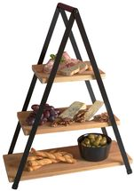 Gusta Etagere Bamboe 3-Laags