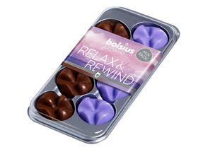 Bolsius waxchips Aromatic Relax & Rewind - 8 stuks
