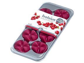 Bolsius waxchips Aromatic Wild Cranberry - 8 stuks