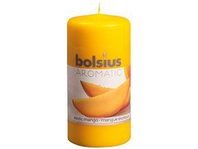 Bolsius stompkaars Aromatic Exotic Mango 120/60 mm
