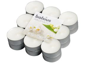 Bolsius geurlichten Aromatic Lily of the Valley - 18 stuks