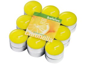 Bolsius geurlichten citronella - 18 stuks