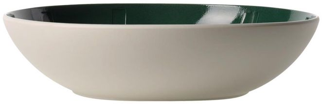 Villeroy Boch Its my Match schaal 26cm Green Leaf