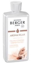 Lampe Berger navulling Aroma Oriental Comfort 500 ml