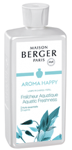 Lampe Berger navulling Aroma Aquatic Freshness 500 ml
