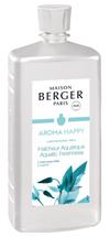 Lampe Berger navulling Aroma Aquatic Freshness 1 liter