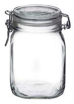Bormioli weckpot Fido vierkant 1 liter