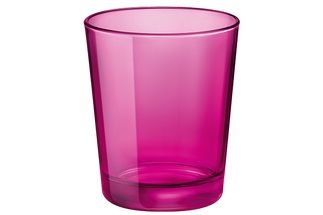 Bormioli glas Castore roze