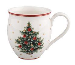 Villeroy & Boch Toy's Delight beker - kerstboom