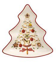 Villeroy & Boch Winter Bakery Delight schaal - kerstboom