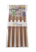 Cosy Trendy Chopsticks Geisha