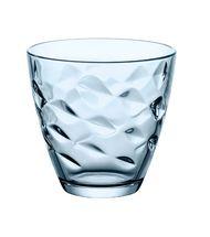Bormioli Glazen Flora Blauw