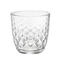 Bormioli Glazen Glit Transparant