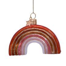 Vondels Kerstboom Decoratie Regenboog