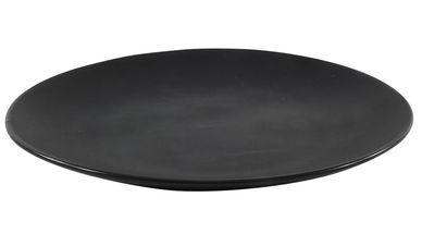 Dinerbord Black Tie 27 cm - 4 Stuks