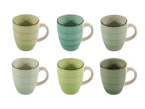 koffiemokken green