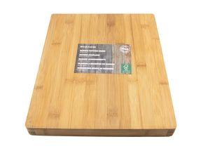 snijplank bamboe 31 x 38 cm